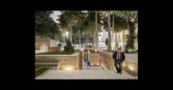 برج باغ ایرانی فرشته