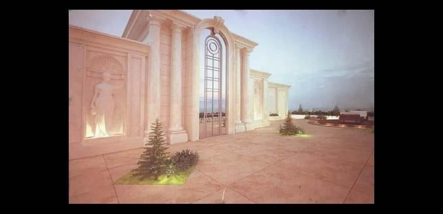 برج مرجان نیاوران
